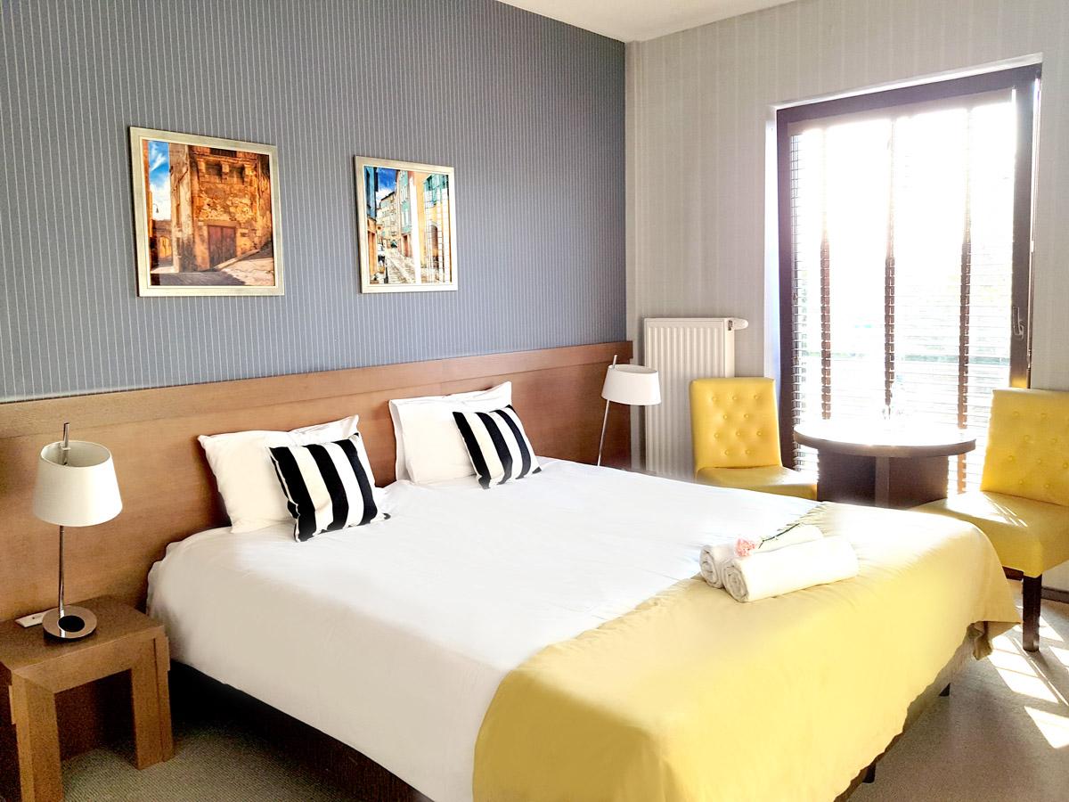 pokoje hotelowe dla przedstawicieli handlowych