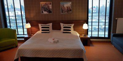 pokój hotelowy na Walentynki Lublin