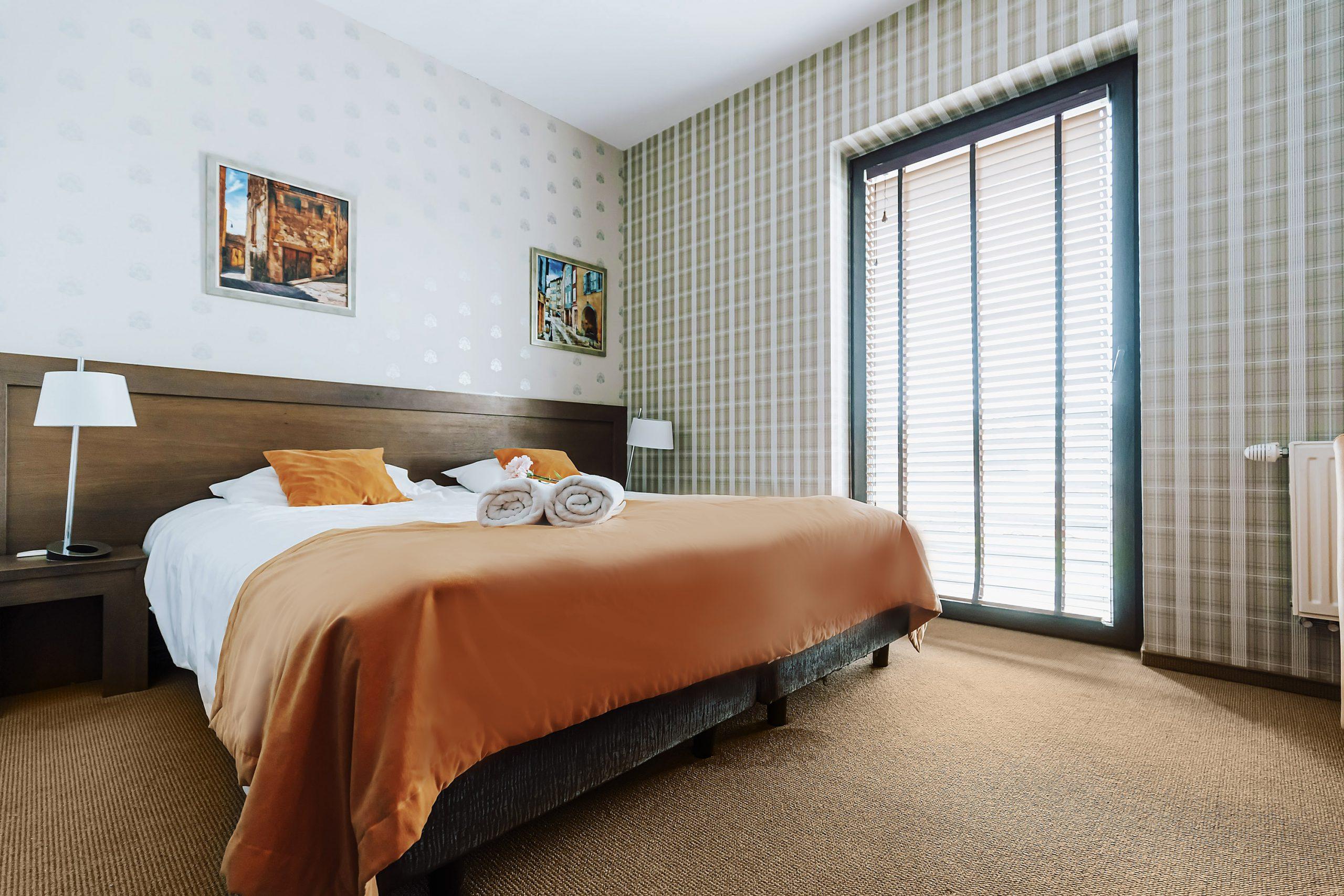 pokój hotelowe 2-osobowy